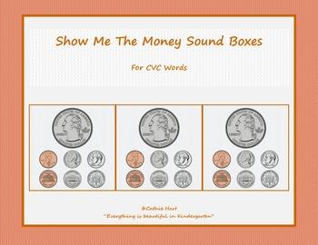 Show Me The Money CVC Sound Boxes