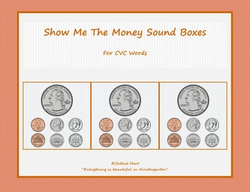 Show Me The Money CVC Sound Boxes