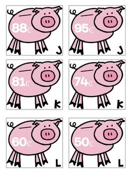 Show Me The Money {Double Digit Addition and Subtraction with Cents}