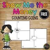 Show Me The Money FREEBIE {First Grade & Second Grade}