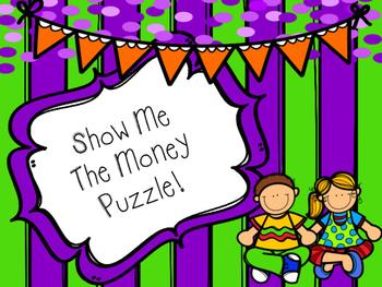 Show Me The Money Puzzle!