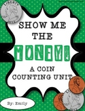 Show Me The Money: a coin counting unit