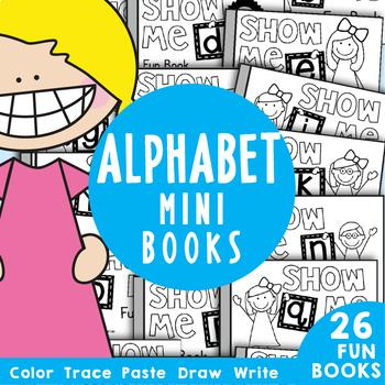 Alphabet Interactive Mini Books