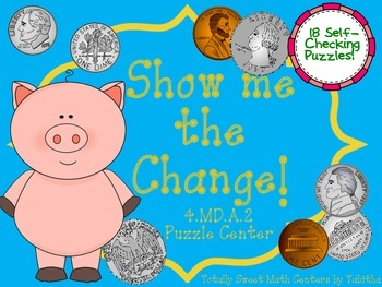 Show Me the Change! A Puzzle Station for 4.MD.A.2