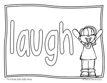 Show Me the Dough! {Sight Word Mats BUNDLE}