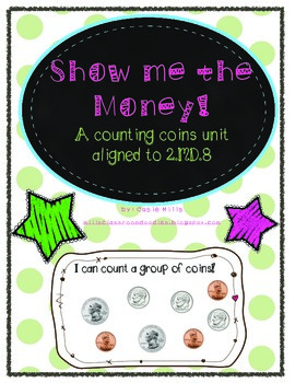 Show Me the Money! 2.MD.8