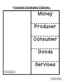 """""""Show Me the Money"""" Economy Unit (Primary) CC Aligned"""