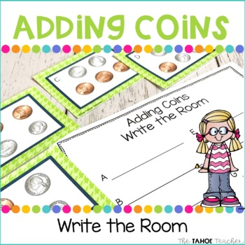 Adding Coins Write the Room