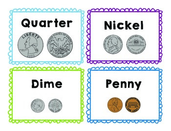 Show Me the Money: flashcards for coin mastery