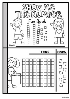 Place Value Booklets
