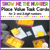 Show Me the Number - Practice with Place Value - 2 and 3-d