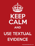 Show Me the Proof ~ Providing Textual Evidence ~ The Trial of Fact and Opinion