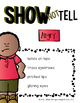 Show Not Tell Posters