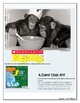 """Show What You Know About TEXT FEATURES """"A Chimp Cook-Off"""""""