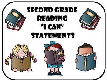 Show What You Know Second Grade Reading