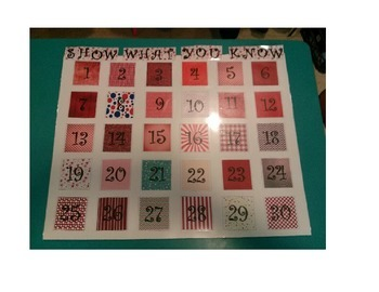 Show What You Know--Share Board (Exit Slips)