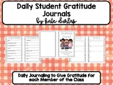 Show Your Love in a Gratitude Journal