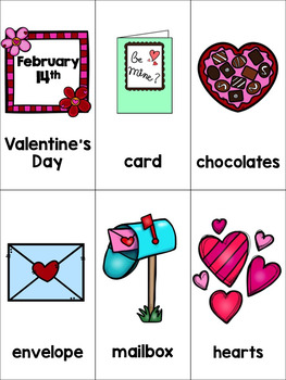 Show and Tell Apron Cards (February)