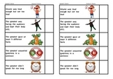 Show and Tell Checklist