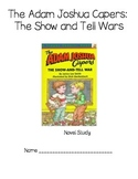 Show and Tell Wars Comprehension Packet
