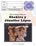 Show de Medio Tiempo de Shakira y Jénnifer López