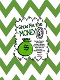MONEY:  Money posters songs and activities