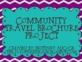 Showcase your Community with a Travel Brochure