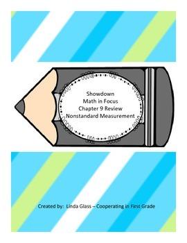 Showdown Chapter 9 Review - Nonstandard Measurement
