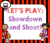 Showdown Game Template for Google Slides