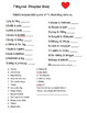 Bridal Shower Party Games for Teachers