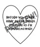 Showing Empathy: The Wrinkled Heart