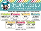 Showing Evidence Posters: Melonheadz-Style