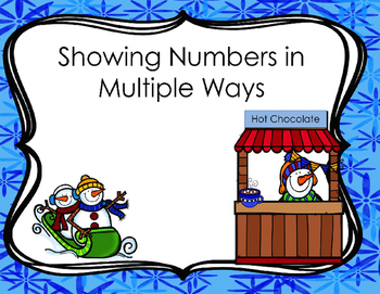 Showing Numbers Multiple Ways