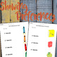 Showing Preferences Worksheets in English & Spanish