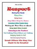 Showing Respect in the Classroom