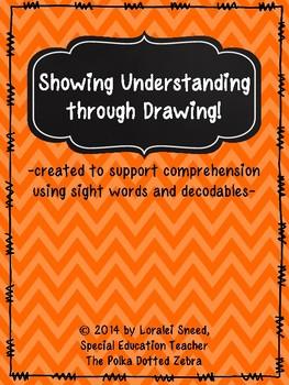 Showing Understanding Through Drawing