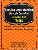 Showing Understanding Through Drawing - Sampler Set