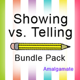 Showing vs. Telling: Bundle Pack