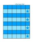 Showlaces Achievement Chart