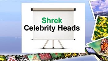 Shrek Celebrity Heads Interactive Game!