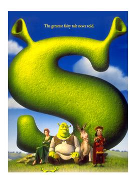 Shrek - Math Movie Questions