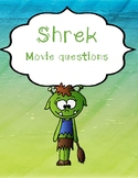 Shrek Movie questions ONLY
