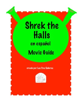 Shrek the Halls Movie Guide in Spanish