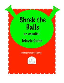 Shrek the Halls Movie Guide in Spanish