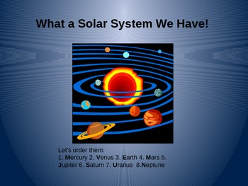 Shrinking Our Solar System: Relative Size of Planets Lesson