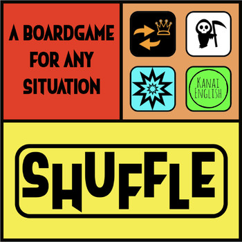 Shuffle - A flexible board game for any class or situation