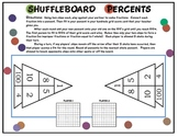 Shuffleboard Percents Game