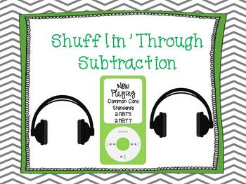Shufflin' Through Subtraction: Subtracting Double and Triple Digit Numbers