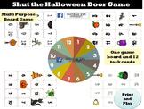 Shut the Halloween Door Board Game