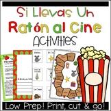 Si Llevas Un Raton Al Cine Activities